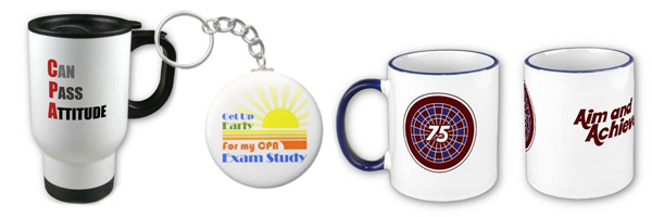motivational cpa exam gifts