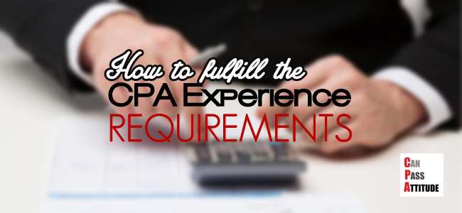 cpa experience requirements