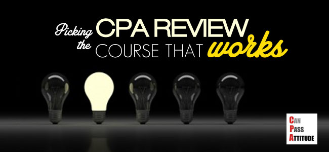 cpa exam review courses