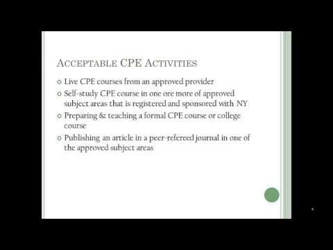 Park Avenue Review - Summer CPA Review
