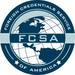 Foreign Credentials Service of America FCSA