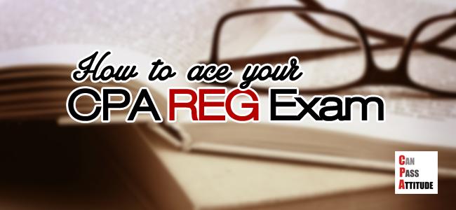 CPA REG exam