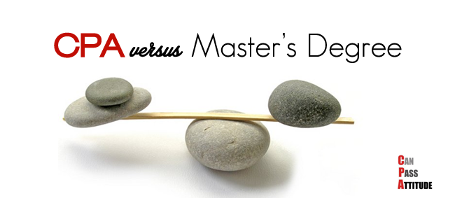 masters degree vs cpa