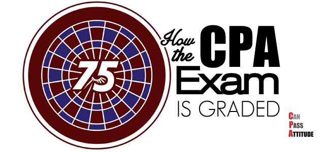 cpa exam grading