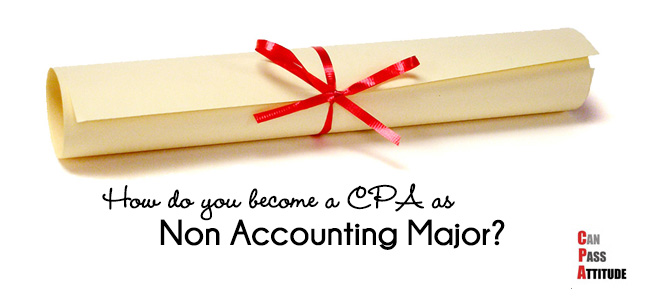CPA for non accounting major