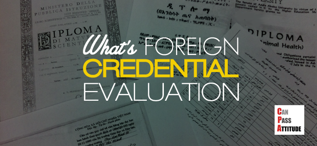 foreign credential evaluation for cpa