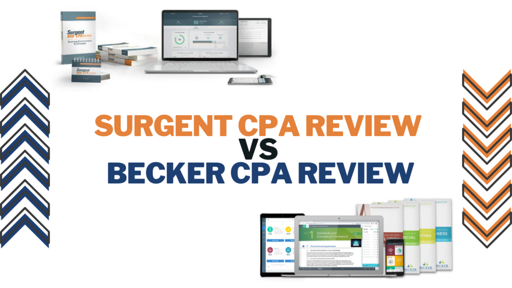 surgent cpa review vs becker