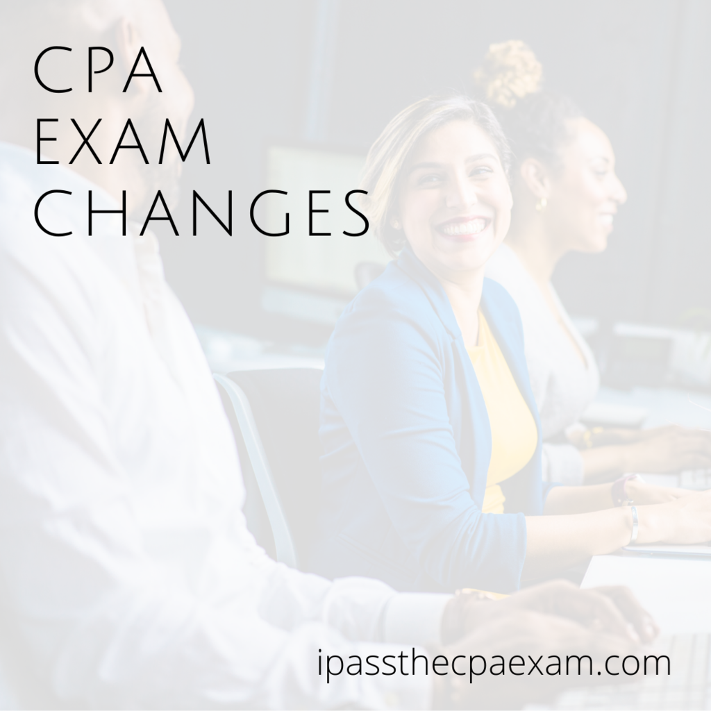 cpa exam changes