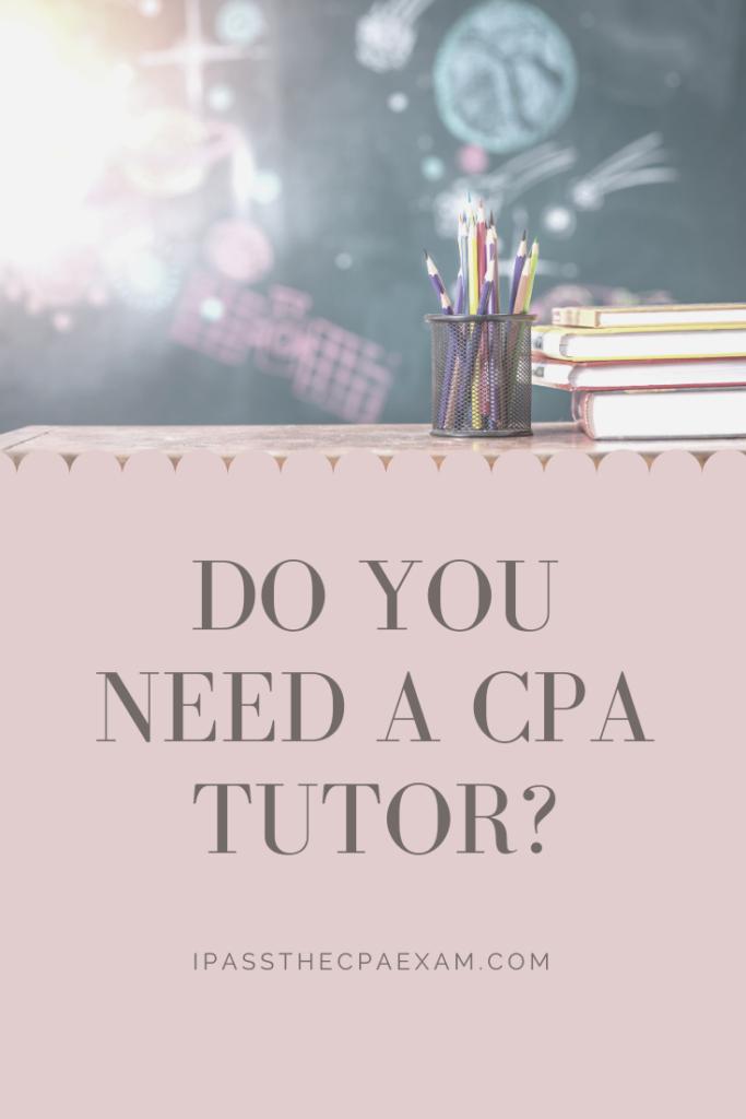 cpa tutor